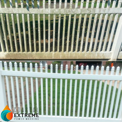 Wood Deck or Fence Cleaning